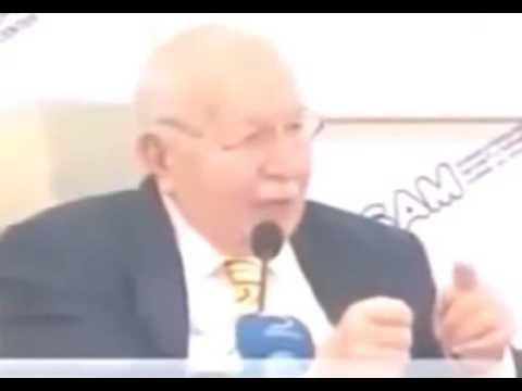Rahmetli Erbakan Hoca, Fethullah Gülen'i Anlatıyor