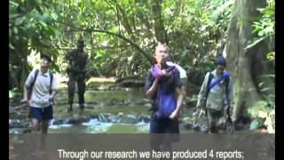 KESAN's biodiversity research program