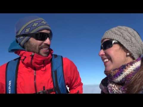 1°  capitulo  3° temporada, Ruta Volcán Osorno