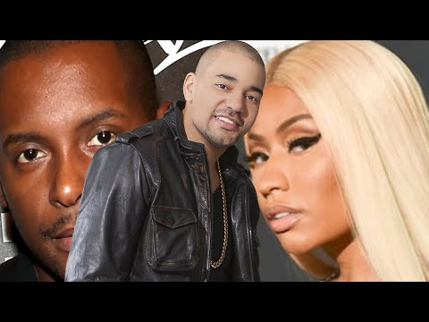 Dj Envy wants to BAN Nicki Minaj over Dj Self problems, Is he wrong for this?
