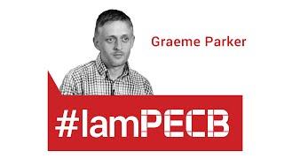 #IamPECB – Graeme Parker