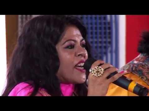 Mera Aap Ki Kripa Se Sab Kaam Ho Raha Hai - Rekha Rao - Lord Krishna Bhajan - Live Program