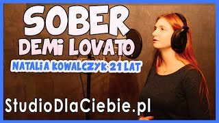 Sober - Demi Lovato (cover by Natalia Kowalczyk) #1388