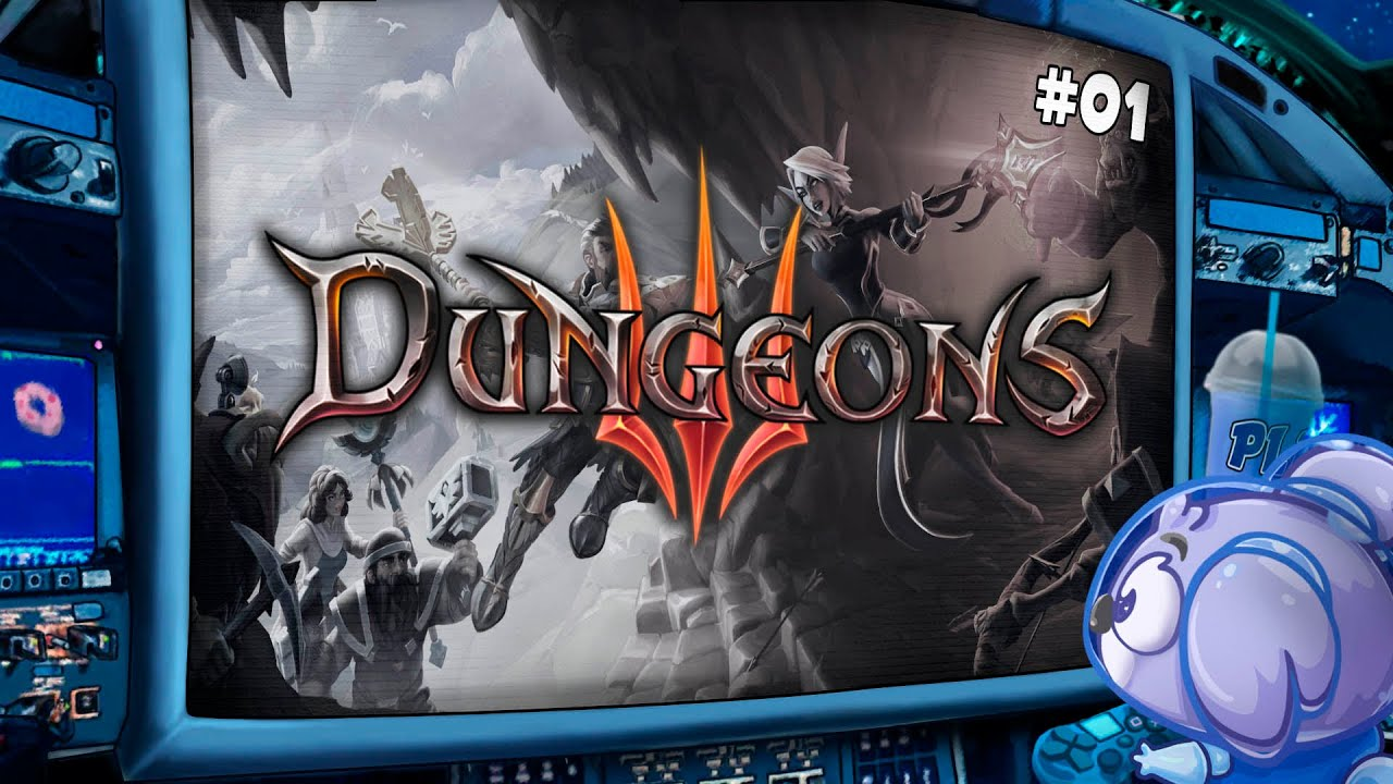 DUNGEONS 3 #01 | The Shadow