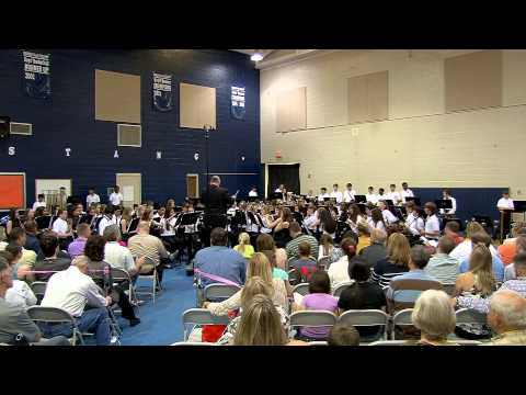 Shipwrecked - Mauldin Middle School Advanced Band