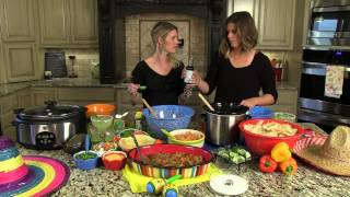 Beef Fajitas - Crockin' Girls