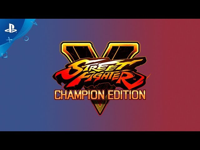Street Fighter V: Champion Edition - Capcom Cup 2019 Trailer | PS4