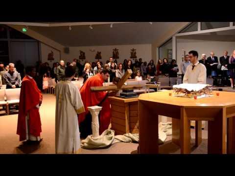 Good Friday - 2017 at Church of Transfiguration