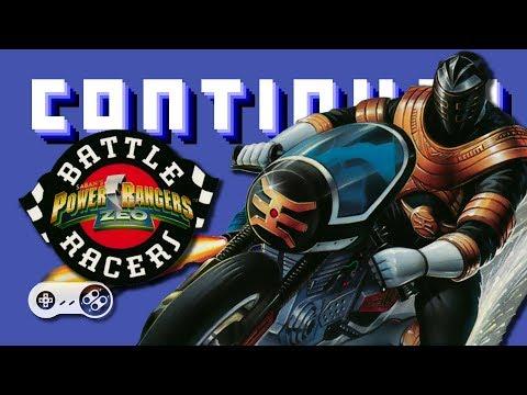 Power Rangers Zeo: Battle Racers (Super Nintendo) - Continue?