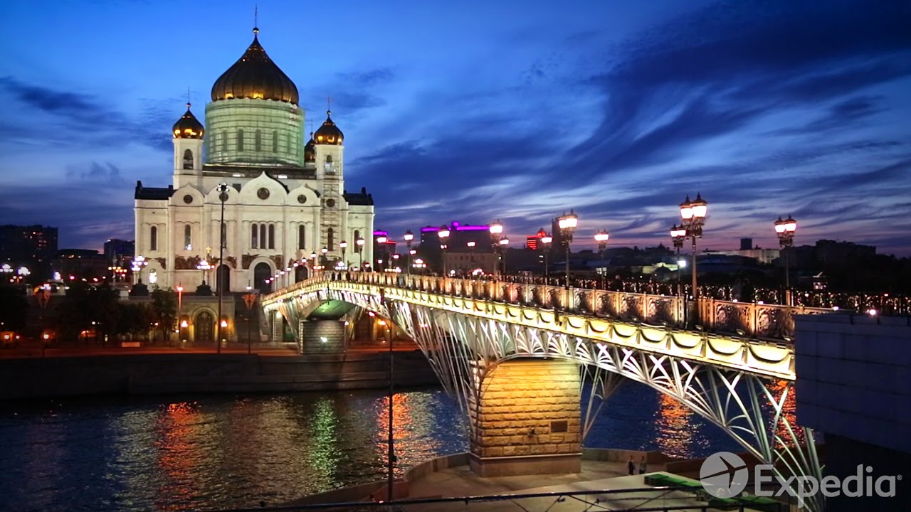 Moscow City Video Guide | Expedia - YouTube