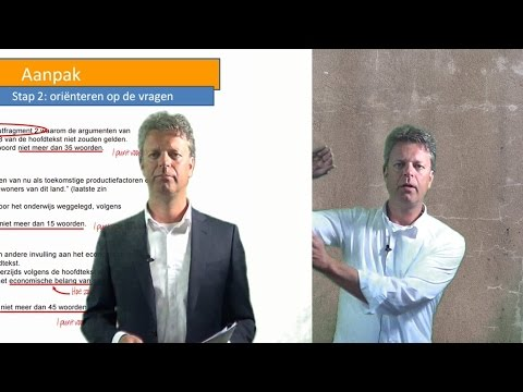 Examentraining - Centraal Eindexamen Nederlands havo 2015 from YouTube · Duration:  2 hours 18 minutes 41 seconds