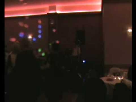 MONKBERRY - DION - RUN AROUND SUE - HILTON HOTEL BLACKPOOL 14/02/09