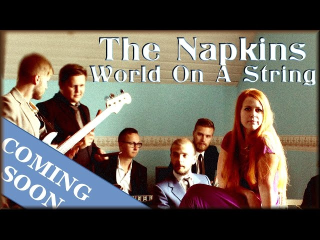 The Napkins' new album