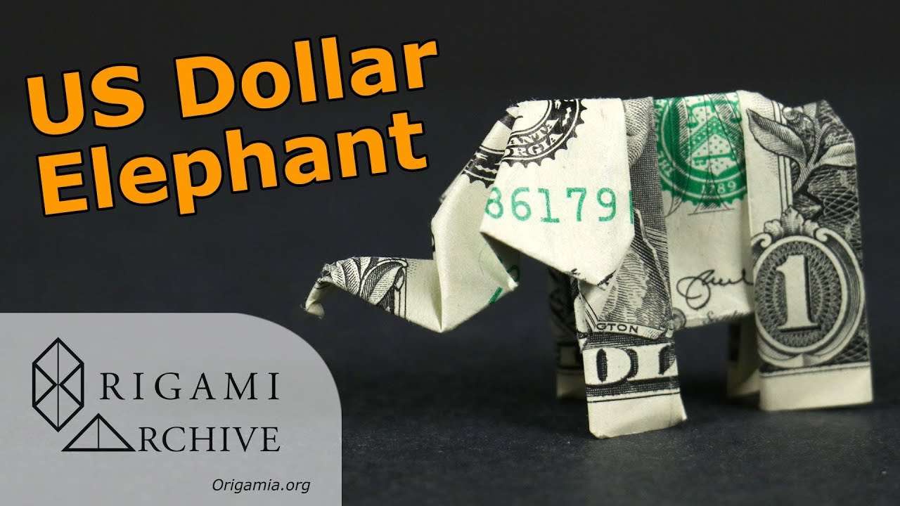 Fold an Origami Elephant We need your help! We're attempting to ... | 720x1280