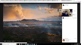 HAWAII VOLCANO ERUPTION- TheCodesearcher DETAINED By Police.