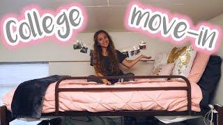 COLLEGE MOVE-IN VLOG! UGA Freshman College Dorm Move-In Day!