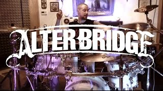Alter Bridge - Find the Real - drumcover