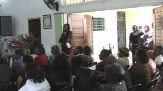 The Prayer By Donnie McClurkin & Yolanda Adams - in Sign Language