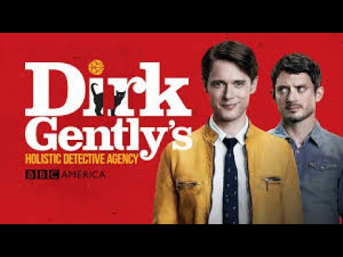 San Diego Comic Con 2017 - Dirk Gently's Holistic Detective Agency