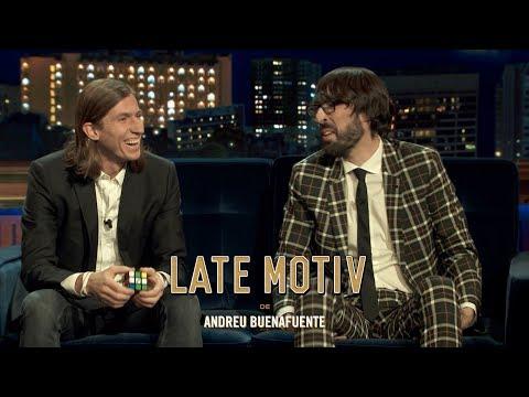 LATE MOTIV - Quique Peinado y Filipe Luís   #LateMotiv309