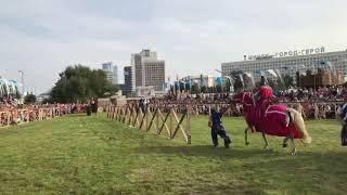 РУССКАЯ РАТЬ - Русь Молодая.