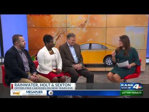 Free Cab Rides Home Program Kark News Interview Youtube