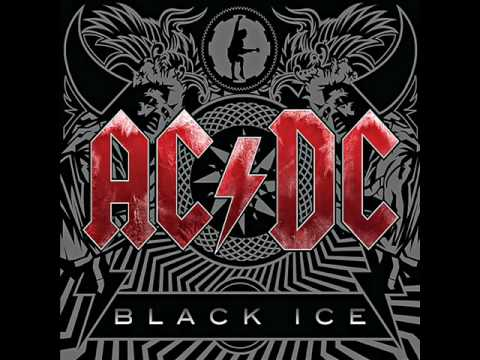 ACDC War Machine Black Ice album HQ