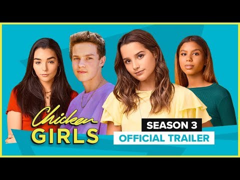 CHICKEN GIRLS | Season 3 | Official Trailer