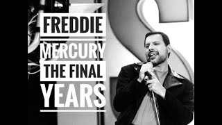 Freddie Mercury - The Final Years 1987 to 1991 Rare Pictures