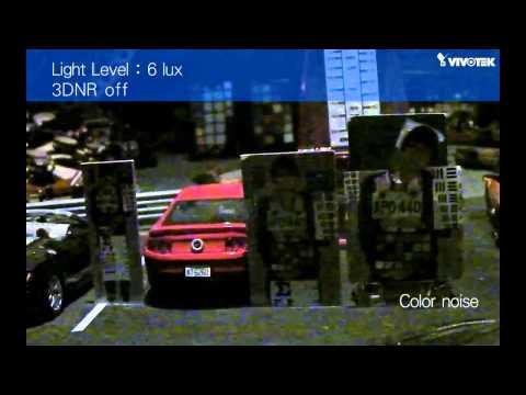 Vivotek - FD8138-H, FD8338-HV, IB8338-HR Footage