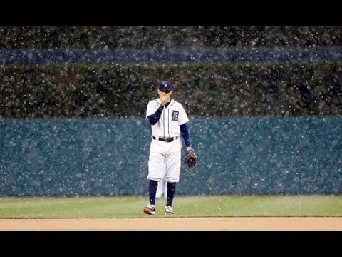 MLB Worst Weather Games