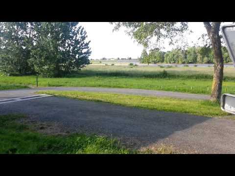 Aire de stationnement de camping car de CHÊNEHUTTE TRÊVES CUNAULT (49350 - Maine-et-Loire)