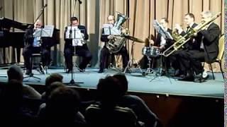 старинный вальс Амурские волны композитор Макс Кюсс духовой оркестр МОДЕРН