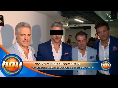 Las Calientitas: El grupo 'Caballeros Cantan' se pronuncia ante acusaciones contra Ricardo Crespo
