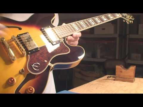 Epiphone Sheraton II VS Guitar