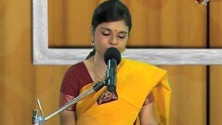 Priyanka Mukherjee ::  A Musical Journey of Srijan TV