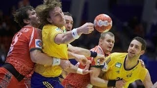 EHF EURO 2014 | BELARUS vs SWEDEN - Preliminary Round (Group D)