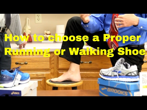 How to Choose Proper Running or Walking Shoes. Best Information.