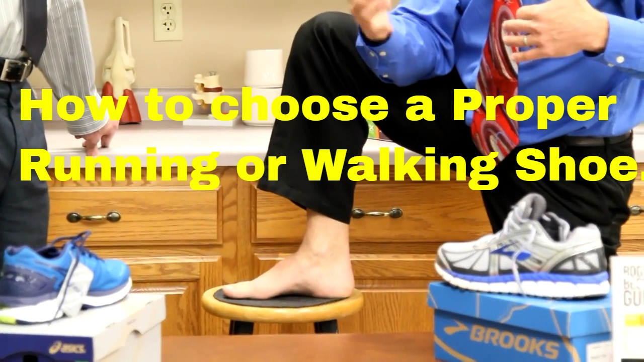 Choosing the Best Shoes for Fast Walking