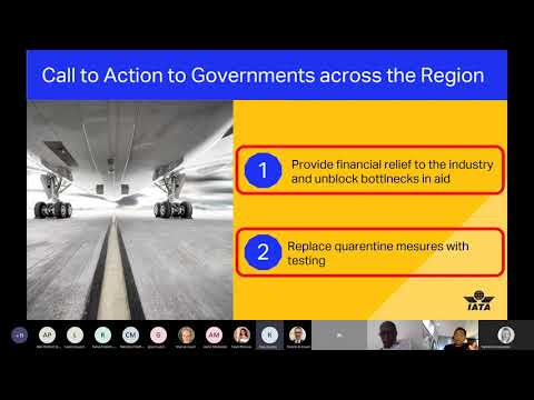 IATA COVID 19 Africa and Middle East Update