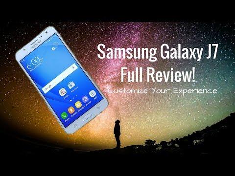 Samsung Galaxy J7 Full Review!