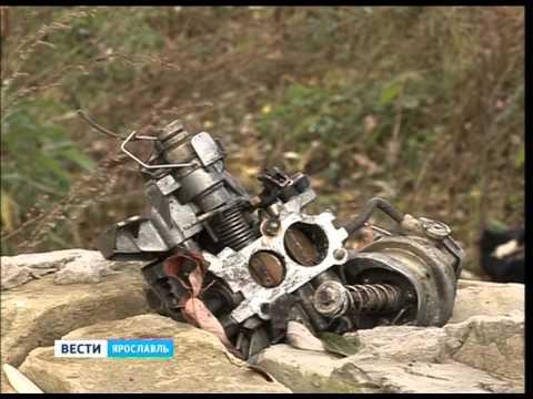 Во Фрунзенском районе Ярославля обнаружили незаконный автосервис
