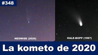 La kometo de la jaro 2020 | Esperanto-vlogo