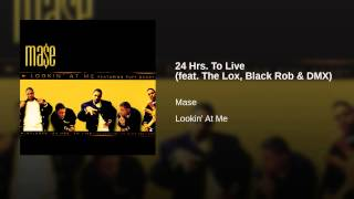 24 Hrs. To Live (feat. The Lox, Black Rob & DMX)