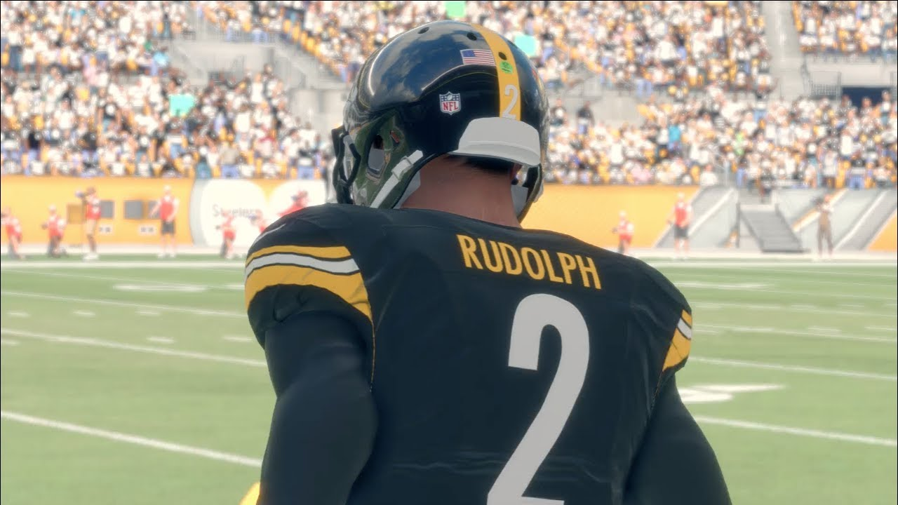check out 51ce7 8b6b5 Mason Rudolph Shows Good, Bad, and Ugly | 2018 Steelers Draft Class Ep.2