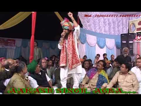 Vishwakarma Ji Se Naksha Pass Kara De Kothi Ka.~ Lakhbir Singh Lakha Live In Khatu 2011