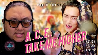 """Producer Reacts to A.C.E """"Take Me Higher"""" - Stafaband"""