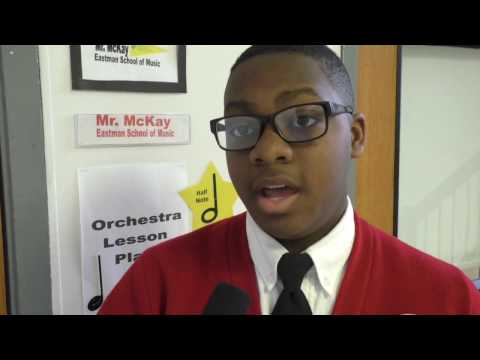 Symphony in Your School – Jennings Junior High School