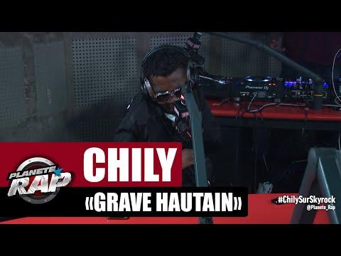 Youtube: Chily«Grave Hautain» #PlanèteRap