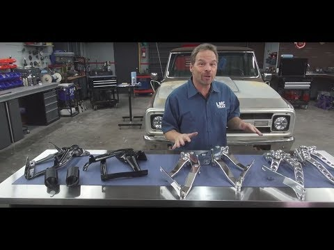 How to Install New Billet Hood Hinges on 1967-1972 Chevy Trucks – Kevin Tetz with LMC Truck